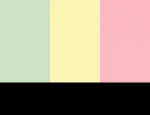 Color Palette Thursday- Pastel Wedding Colors @ Working Brides ...