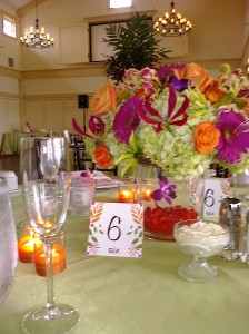 Tropical Themed Wedding Best Dc Planner Indian Md